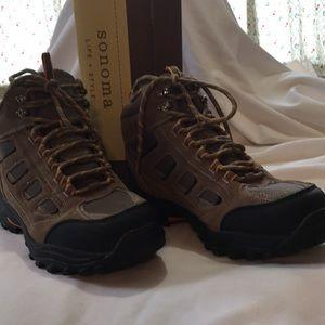 Sonoma Men's Hiking Boot, Jeremy Tan, Size 10 M